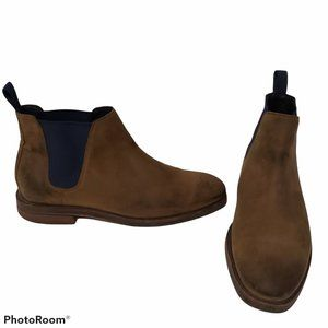 Cole Haan Grand 360 Chelsea boots brown leather